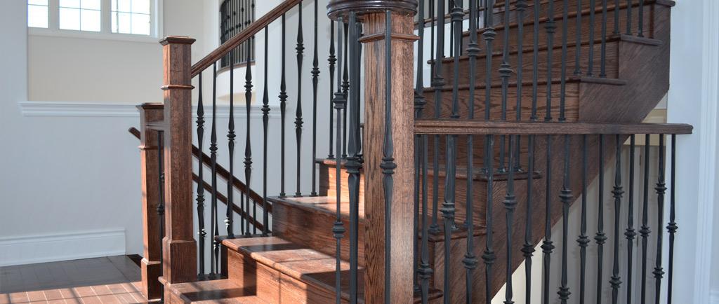 Interior Railings | Ideal Railings Ltd